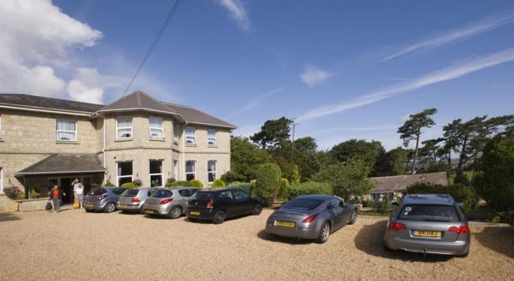 Bourne Hall Hotel Isle Of Wight